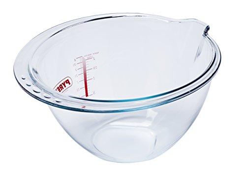 Pyrex - Classic - Jatte Expert Bowl en Verre 4.2L / 30x28 cm