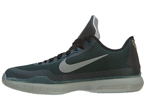 Nike Jungen Kobe X (Gs) Basketballschuhe Grau
