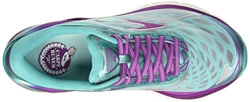 Brooks Damen Transcend 3 Laufschuhe Mehrfarbig (blau/violett)