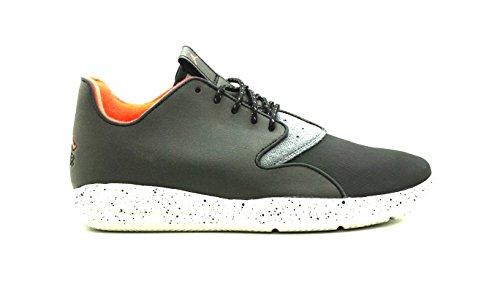 Nike Herren Jordan Eclipse Holiday Turnschuhe, Schwarz/Rot/Grau/weiß (Blck/Infrrd 23-Drk Gry-Lght Bn) 42 EU (Grau Weiß Und Rot, Jordan)