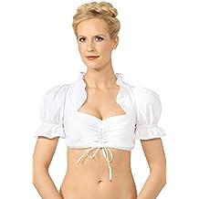 Steindl Trachten München-Salzburg Dirndl camicia bianco