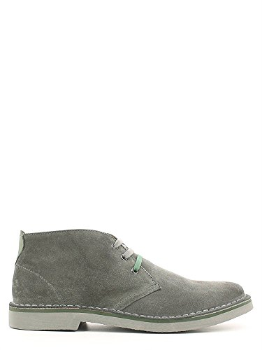 Cafè Noir CAF Noir TD601 Clarks Type Taupe Chaussures Homme Mi Lacets I16.277 ANTRACITE