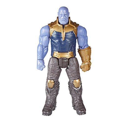 Hasbro Avengers E0572eu4 Marvel Titan Hero Power Fx Thanos