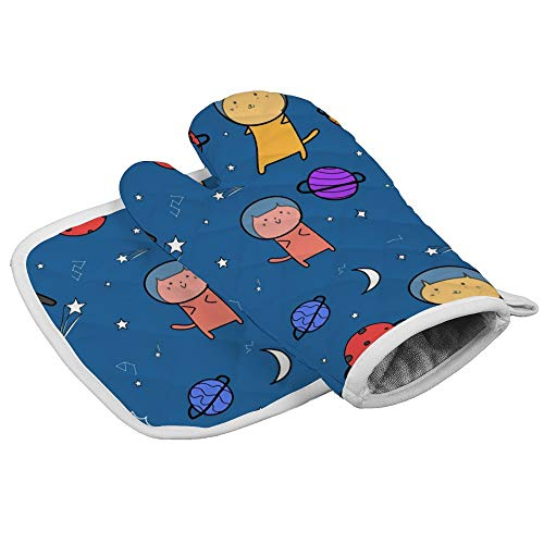 Desconocido Guantes de algodón para Caminar en el Espacio, Profesionales...