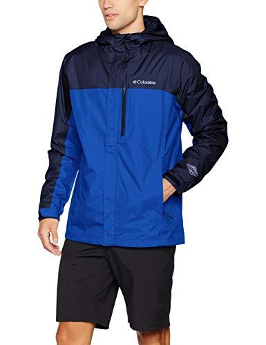 Columbia 1760061 Pouring Adventure II Jacket Chaqueta impermeable, Hombre, Nailon