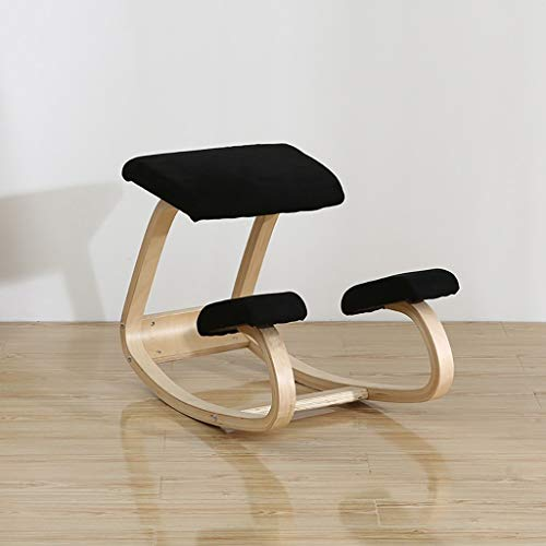 AA-stool chair DENGZ Hocker Dongy Korrektive Körperhaltung Stuhl Heimschreibstuhl Stuhl Computerstuhl Studentenstuhl Anti-Buckel-Stuhl (Farbe: B) - Master Corrector