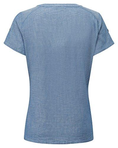 Royal Robbins Women's Cool Mesh Top Short Sleeve Blau - Dark Lapis