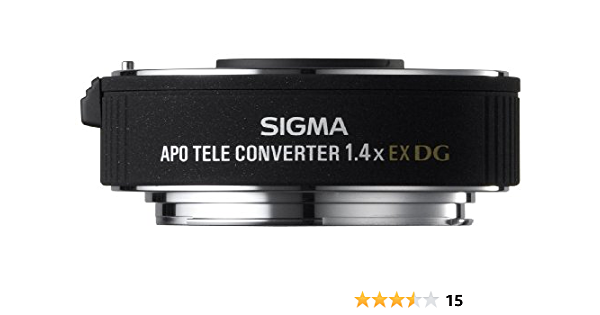 Sigma 1 4x Ex Apo Dg Telekonverter Hsm Für Sony Kamera