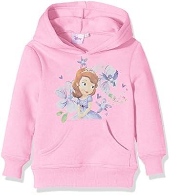 Disney Girl's Princess Sofia Ho1314 Hoodie