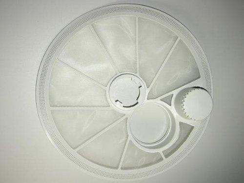 Grobsieb Siebteller Sieb 5027340800 für Geschirrspüler 45cm AEG Privileg Juno