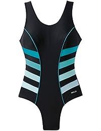 Beco–Bañador para mujer (Copa D de Basics, mujer, Badeanzug D-Cup-Basics, marine, 50