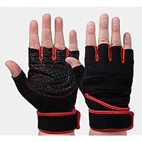 GOCART WITH G LOGO Tactical Gloves Military Hiking Mountain Motorcycle Biking Camping Gloves Fingerless Half Finger Men Women Work Outdoor Gloves(XL,Black)