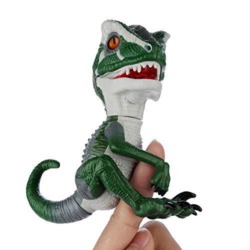Xbeast realistische Dinosaurier-Finger-Spielzeug mit intelligentem Sensor, Verschiedene Lernspielzeuge, intelligenter Dinosaurier für Kinder, Sammlerstück, Dinosaurier