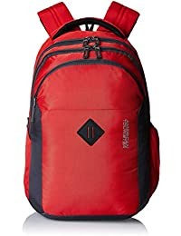 American Tourister 27 Ltrs Red Laptop Bag (Comet 01)