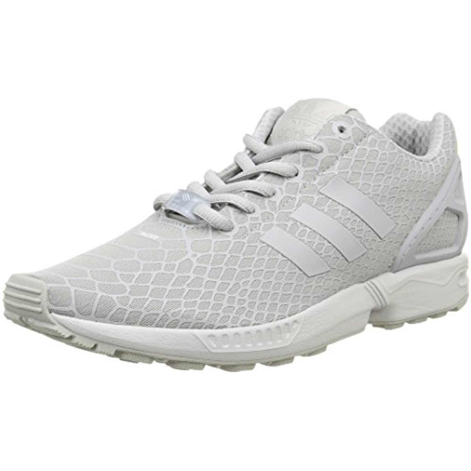 Adidas ZX Flux Sneakers Techfit, Sneakers Flux Basses Homme - B010R3RMDM - 8e0365