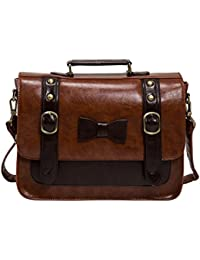 Ecosusi Women's Vintage Messenger Bags