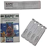 Bars- Flea and ticks drops for Dogs