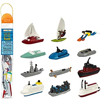 Baby Soft Squirt Bathing Toys Bathtub Cartoon PU Rubber Ship Water Game Learning Educational Toy For Kids Toddlers DQTYE 6Pcs Bath Toy Floating Boats Baby Products
