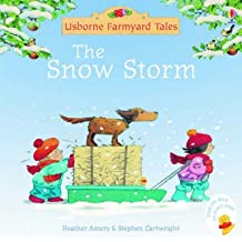 [(The Snow Storm)] [By (author) Heather Amery ] published on (January, 2005)