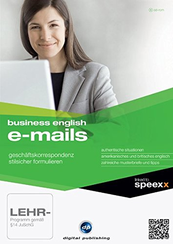 Business English E-Mails und Briefe