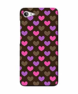 Abaci designed Lenovo Zuk Z2 Mobile Back cover with Perfect Matte finishing and Motif Pattern design(Multicolor)