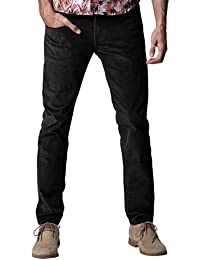 Match 8052 - Pantalón slim tapered Pana para hombre 1dab074ec4f
