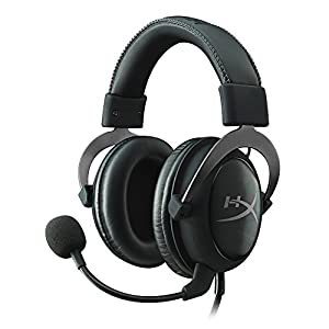 HyperX Cloud II Gaming Headset für PC/PS4/Mac gun metal