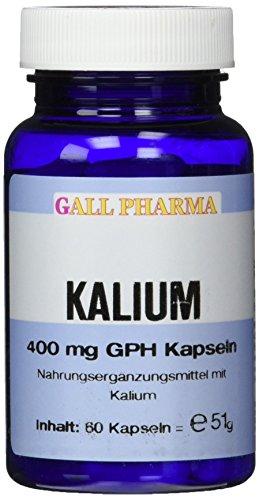 Gall Pharma Kalium 400 mg GPH Kapseln, 1er Pack (1 x 51 g)