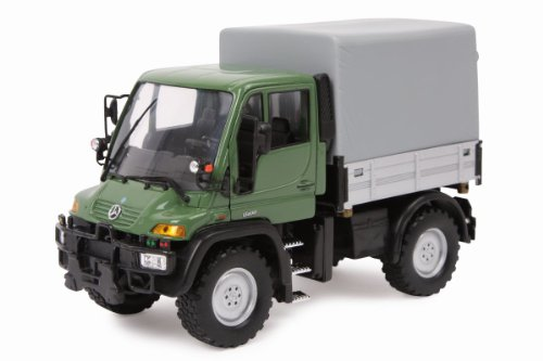 Small foot company - 9328 - Véhicule Miniature - Modèle Simple - Camion - Mercedes-Benz Unimog U400
