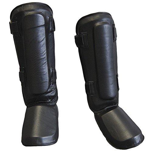 Phoenix Thai Tech Schienbein Spannschutz Leder