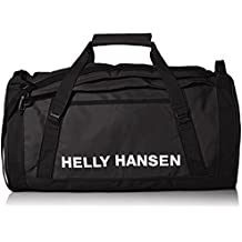 Helly Hansen HH Duffel Bag Adult 2 Black black Size:75 x 40 x 40 cm, 90 Liter by Helly Hansen