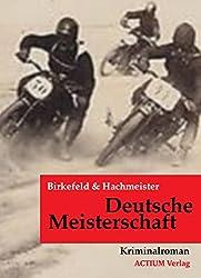 Deutsche Meisterschaft: Kriminalroman