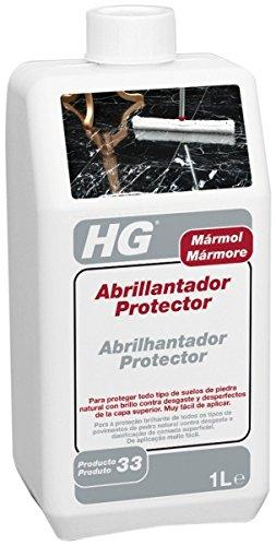 HG 201100130 - Abrillantador Protector (Producto 33) Para Mármol Y Piedra Natural