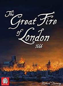 Medusa Games MEDGFO3 Fire of London 1666 3ª edición (2017)