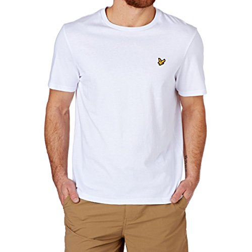 lyle-scott-crew-neck-camiseta-hombre-blanco-wei-wei-small