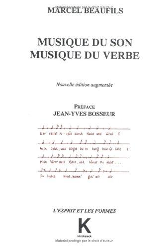 Musique du son, musique du verbe