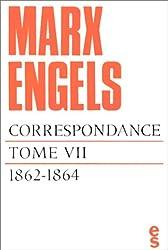 Correspondance Marx - Engels, tome 7