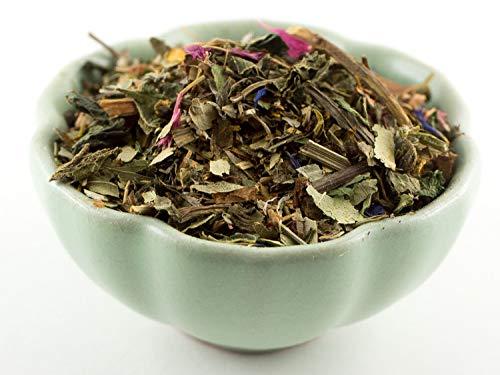 Laufen tut Gut Tee 300g mit Preiselbeer Blätter, Weiden Rinde, Birken Blätter, Pfefferminz Kraut,...