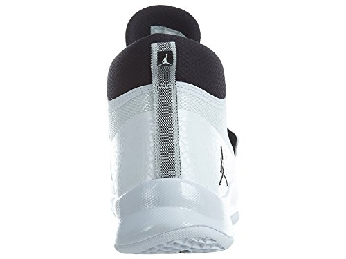 Nike Herren Super.Fly 5 PO Basketballschuhe White/Black-white ZiS1zCSsM
