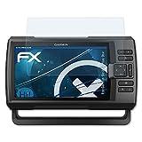atFoliX Anti-Choc Film Protecteur Compatible avec Garmin Striker Plus 9sv Film...