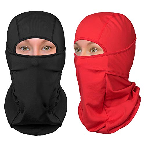 The Friendly Swede Sturmhaube Balaclava Sturmmaske, Motorradmaske Skimaske - idealer...
