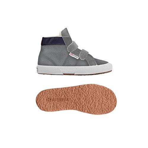 Superga , Mädchen Sneaker Grey Mineral