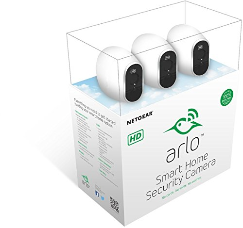 NETGEAR Arlo VMS3330-100EUS Smart Home - 8