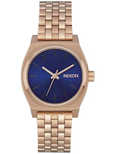 Nixon Unisex Erwachsene-Armbanduhr A1130-2763-00 (Nixon Watch Gold Rose)