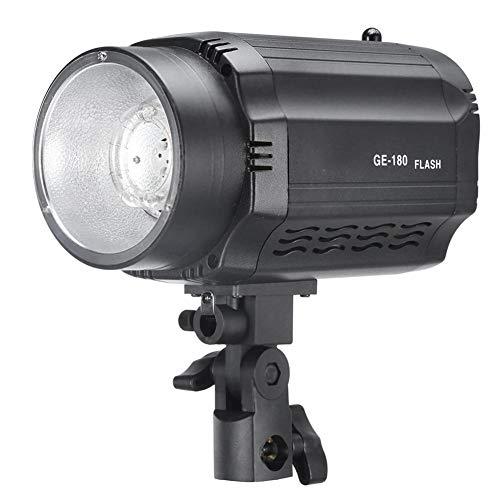 VBESTLIFE 180W 5500K Blitzlicht für Fotostudio Monolight, Mini-Fotostudio Speedlite für Innenaufnahmen im Studio und Porträtfotografie(EU) -