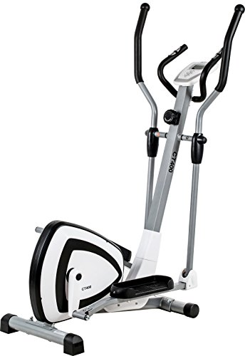 Motive Fitness by U.N.O. CT400 Manual Magnetic Elliptical Trainer