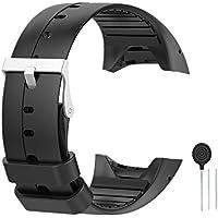 WEINISITE Silicone Ajustable Remplaçant Bracelet Pour Polar M400/M430 GPS Montre intelligente