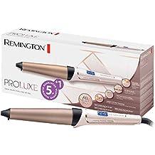 Remington PROluxe CI91X1 - Rizador de pelo, Pinza de 25-38 mm, Cerámica
