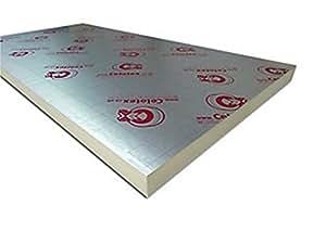 Pack of 13 Celotex Insulation Board GA4050 2400mm x 1200mm x 50mm