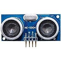 fgyhtyjuu HC-SR04 del Sensor ultrasónico Distancia módulo de medición para Arduino microcontrolador